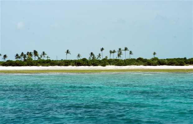 Mwemba island