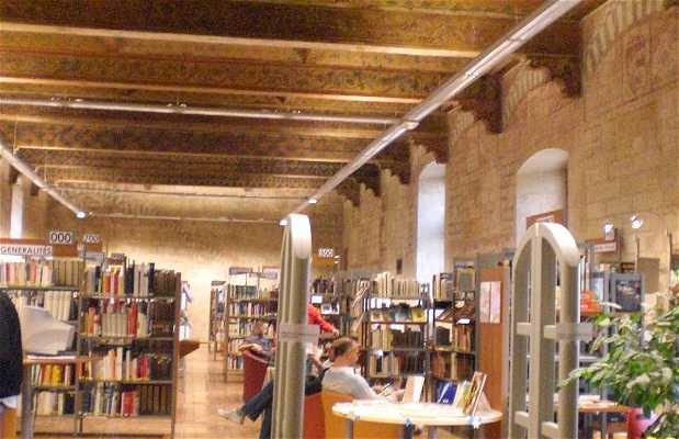 Biblioteca Ceccano