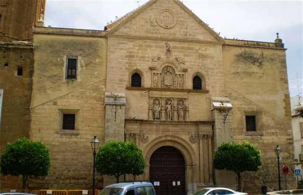 Collégiale de Saint-Sébastien