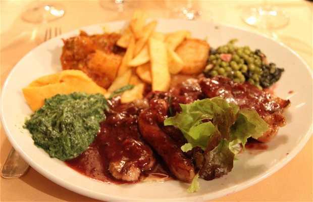 Restaurante Hotel le Bellevue