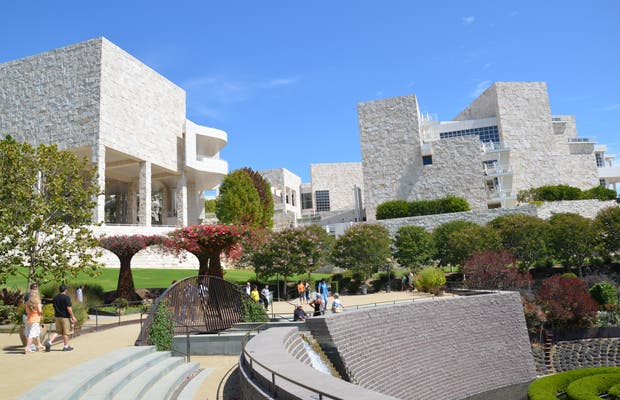 Il Getty Center