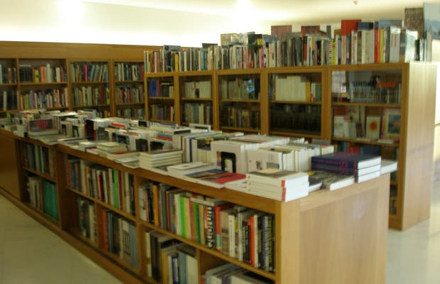 Library of the Galician Centre of Contemporary Art
