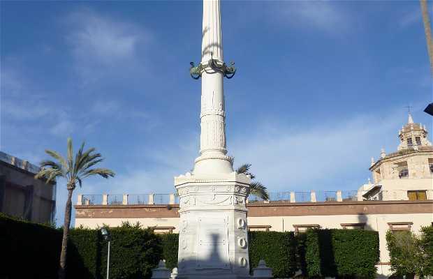 Monumento A Los Mártires De La Libertad Pingurucho De Los Coloraos En Almería 2 Opiniones Y 3 Fotos