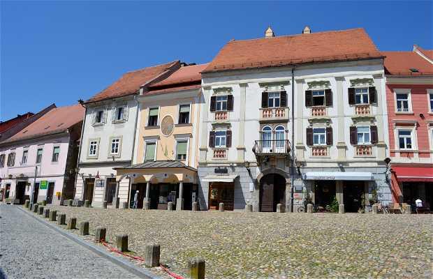 Plaza Slovenski