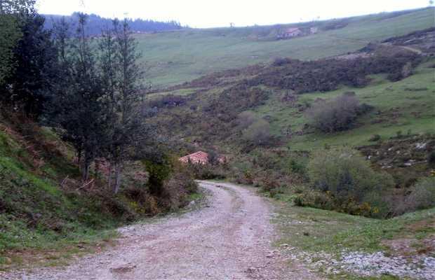 "Hiking Trail ""las Labores Mineras"""