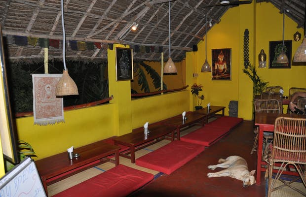 Buddha Café Restaurant