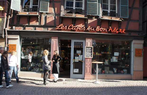 Café Au Bon Negre