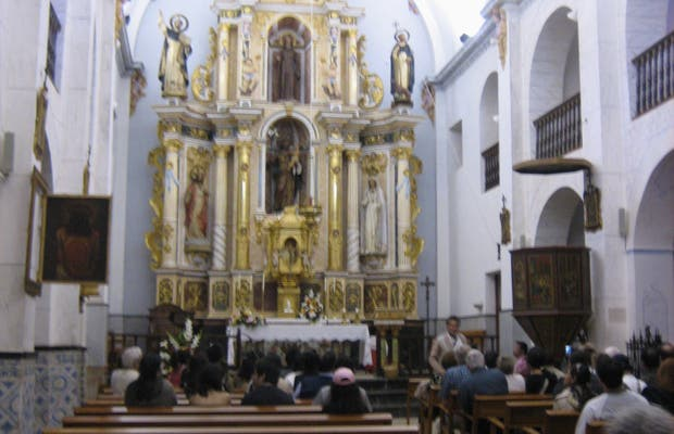 Iglesia de San José de la Atalaya