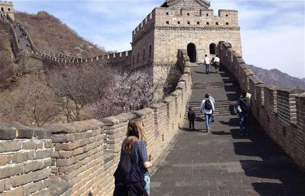 Muralla China: Tramo Mutianyu