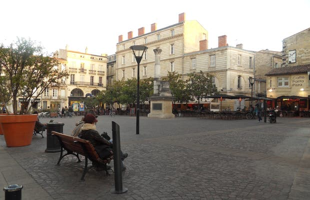 Plaza Camille Jullian