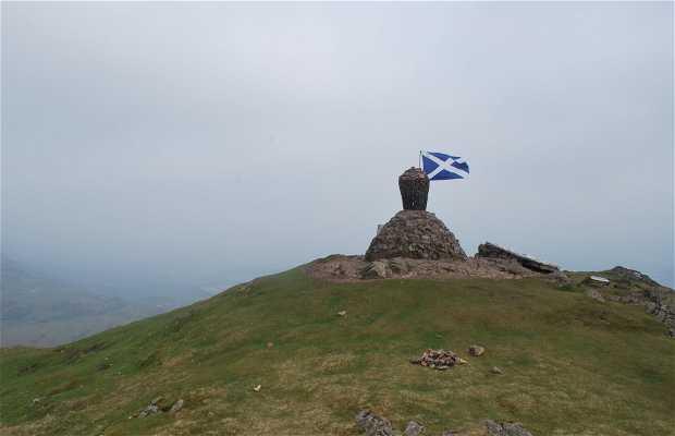 Montaña Dumyat (Escocia)