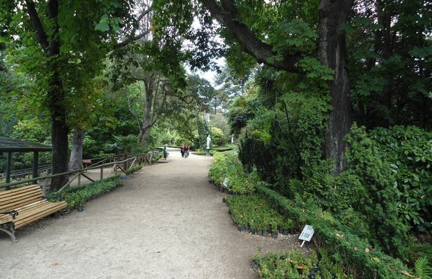 Parque de Lota Isidora Cousiño