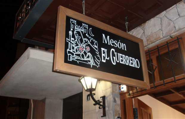 Restaurante Mesón El Guerrero