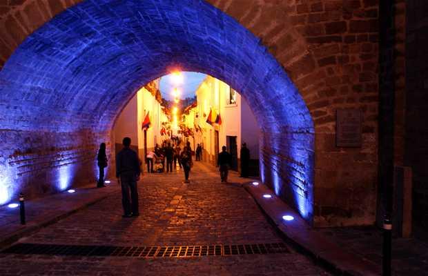 Centro storico di Quito