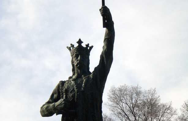 Monumento Stefan cel Mare si Sfint