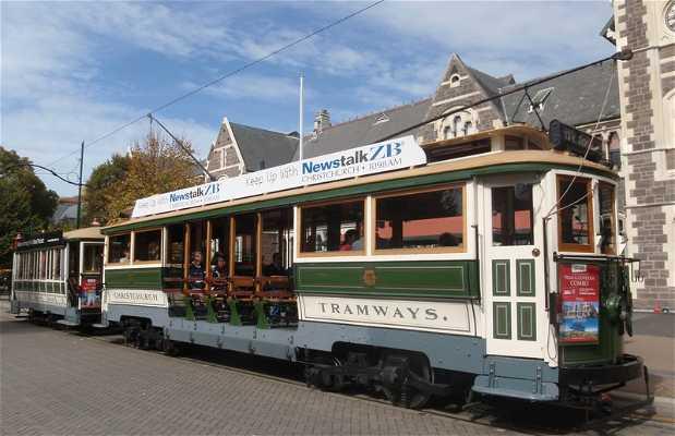 Giro turistico in tram