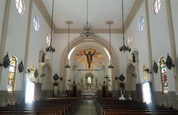 Igreja Nossa Senhora de Fátima e Santo Amaro