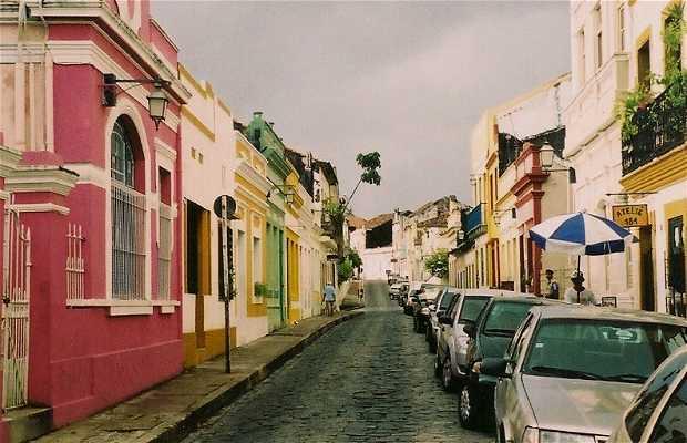 Ruas de Olinda