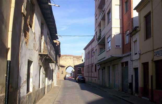 Porta della Concezione a Mansilla de las Mulas