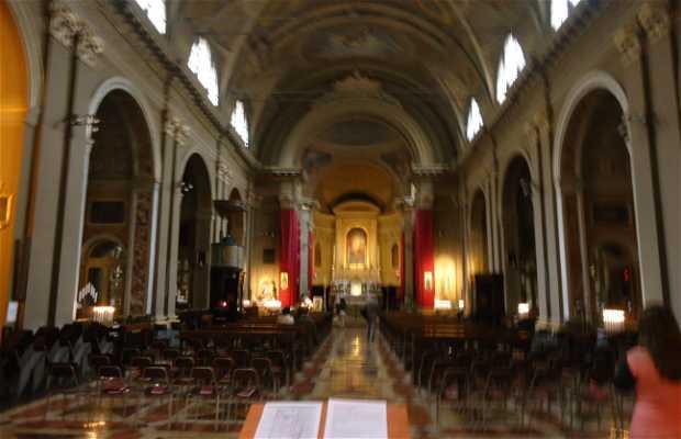 Igreja de San Benedetto