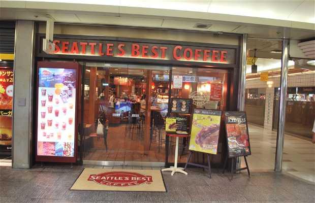 Seattle Best Coffee Umeda
