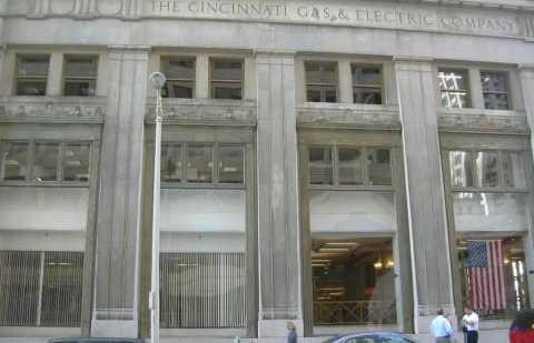 La Compañía Eléctrica y de Gas de Cincinnati