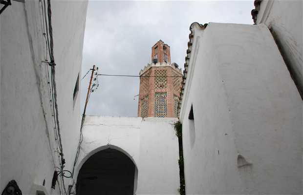 Giardino del Museo della Kasbah a Medina