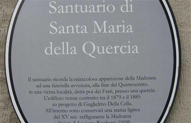 Santa Maria Della Quercia