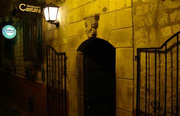 Cantara en Aleppo Restaurant