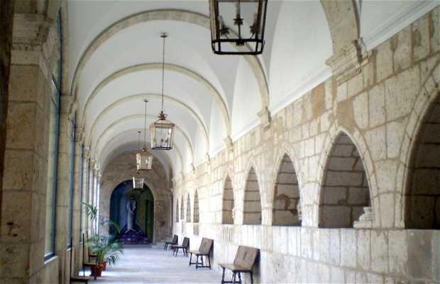 Escuela de Capacitación Agraria (Monasterio de La Santa Espina)