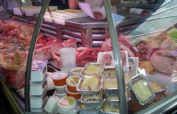 La Divina Pastora municipal market