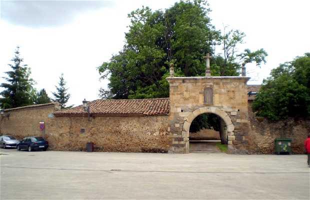 Plaza Mayor de Carrizo