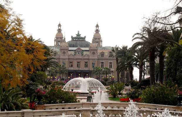 Jardines del Casino