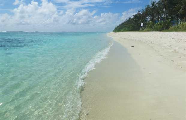 Playa de Hulhumalé