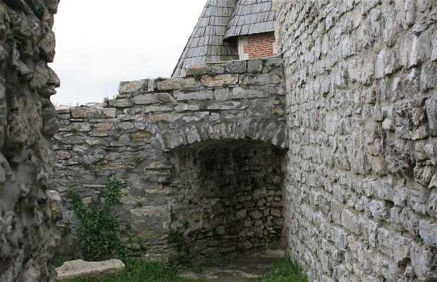 Zagreb castle