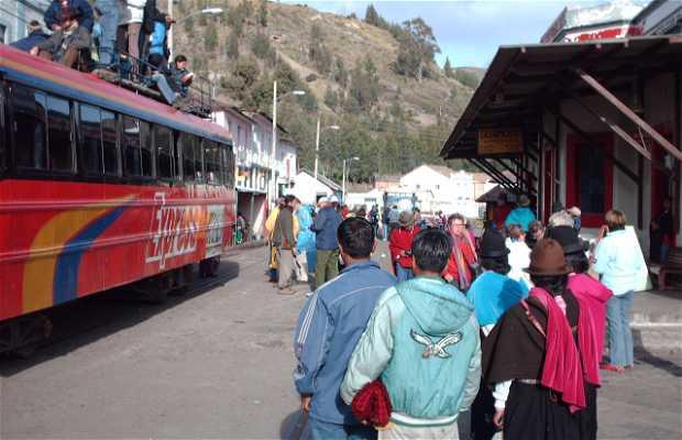 Ferrocarril Riobamba-Alausi