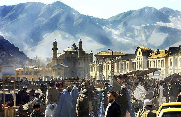 La ciudad de Herat