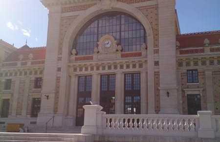 Gare du Sud de Nice