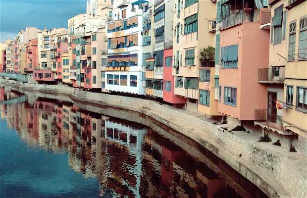 Barri Vell (Girona Old Town)
