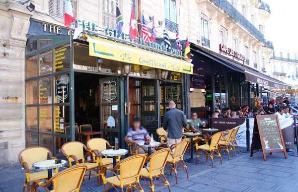 Bar The Greyhound Pub