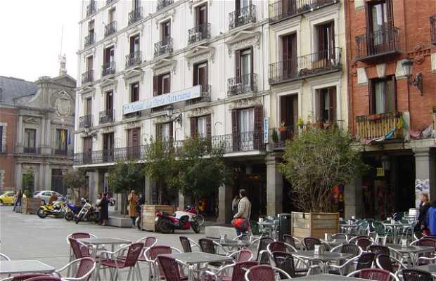 Plaza de Santa Cruz