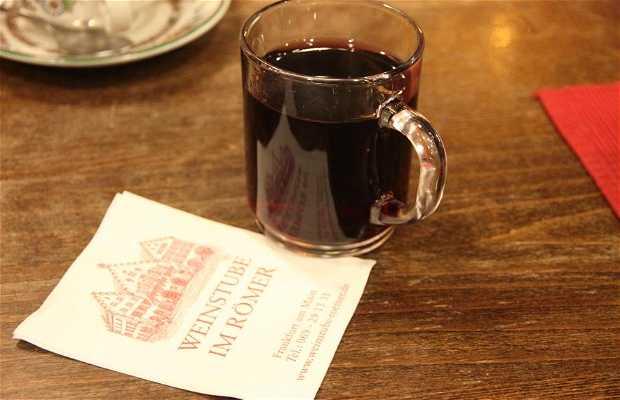 Restaurante Weinstube im Roemer