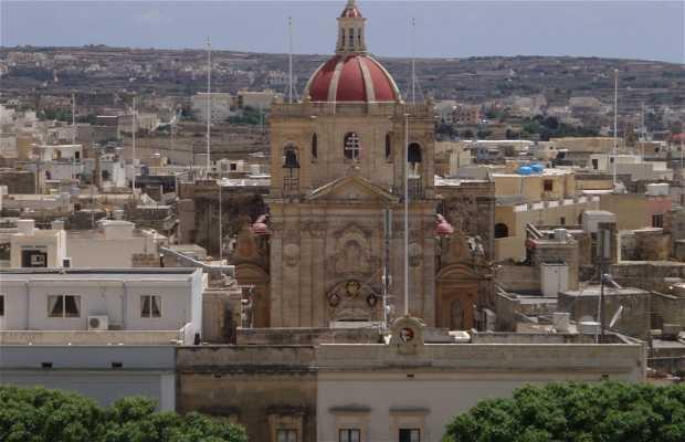 Catedral de Rabat, Gozo