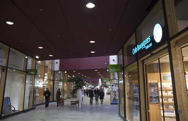 Centro comercial Caserne de Bonne