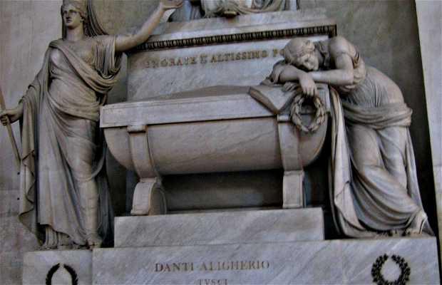 Tumba de Dante Alighieri