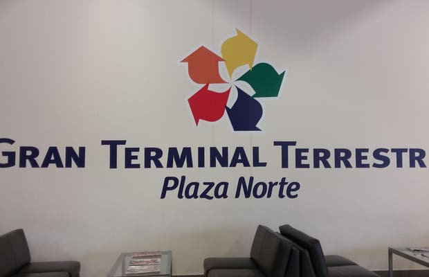 Gran Terminal Terrestre Plaza Norte