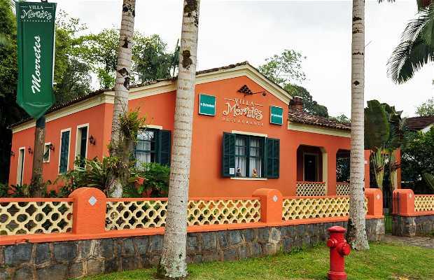 Restaurante Villa Morretes