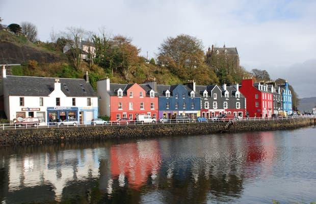 26 Photos Of Tobermory Mull Island