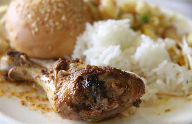 Restaurante del kibbutz Nof Ginosar hotel