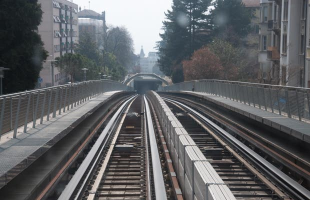 Metro de Lausana